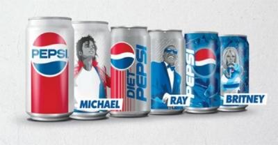 """Pepsi """"resgata"""" antigos """"garotos-propaganda"""""""