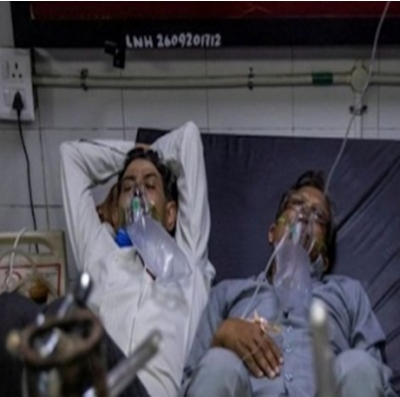 infecções pelo coronavírus na india 2021 completo