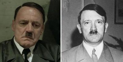 Veja a comparação entre atores e as pessoas que eles interpretaram