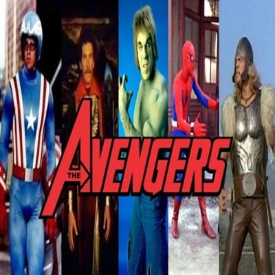 E se o filme Os Vingadores fosse feito nos anos 80