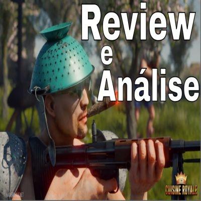 Review e análise do game Cuisine Royale