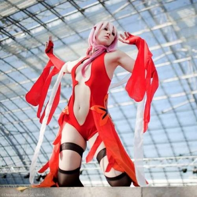 Inori Yuzuriha (Guilty Crown) Cosplay – Gata da Semana