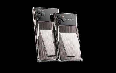 Conheça o Cyberphone, iPhone 11 de titânio inspirado na Tesla Cybertruck