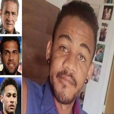 Como alguém nasce parecido com Zé Ramalho, Daniel Alves e Neymar ao mesmo tempo?