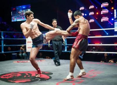 O estilo de luta sem luvas mais brutal