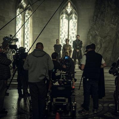The Witcher: Netflix divulga imagens dos bastidores da série