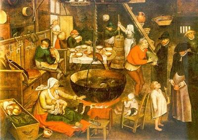 Alimentação na Idade Média