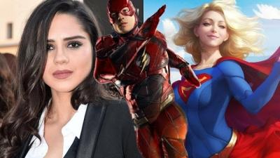 Conheça a Supergirl latina do filme do Flash