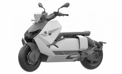 CE 04: scooter elétrica da BMW está próxima de entrar em produção