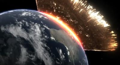 Simulação mostra o que aconteceria se um meteoro atingisse a Terra