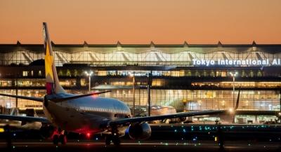 Alitalia muda suas operações em Tóquio para o aeroporto de Haneda