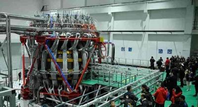 China inaugura aparelho para obter energia de fusão nuclear