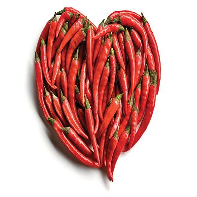 Os benefícios da pimenta para o coração