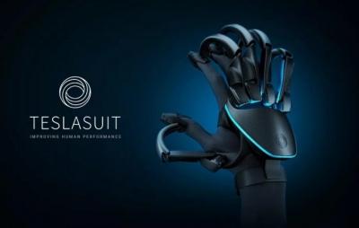 Luva permite ao usuário sentir objetos do mundo virtual