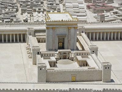 """Construção do terceiro templo em Jerusalém """"cumprirá profecia bíblica"""", dizem pa"""