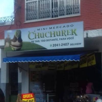 Chuchurek, o melhor mercado!