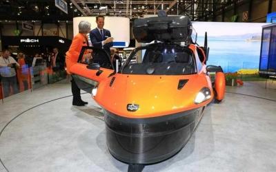 PAL-V Liberty, o primeiro carro voador do mundo a receber certificação para uso
