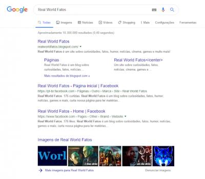 Dicas para Blogger 2 - Como ter mais chances de aparecer em pesquisas do Google