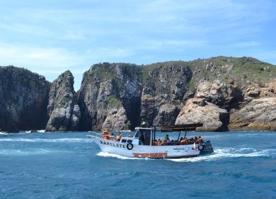 Reabertura do turismo em Arraial do Cabo