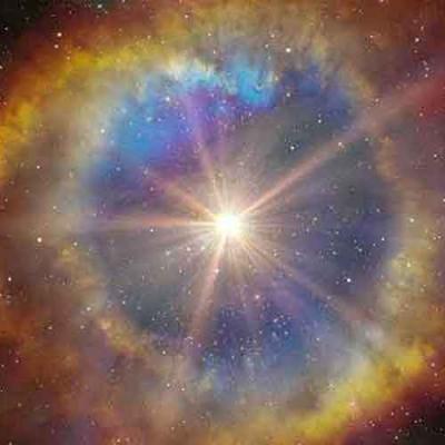Astrônomos encontraram 3 estrelas 'zumbis'