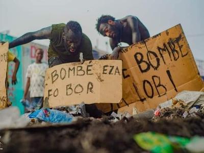 Os Zumbis de Kinshasa - Vítimas de uma Bizarra Droga Artesanal