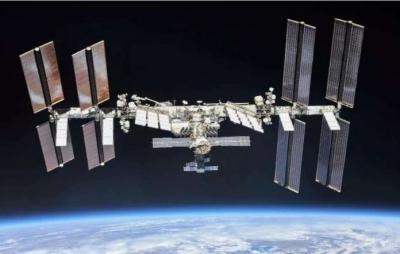 Nasa instala 'hotel para robôs' fora da Estacão Espacial