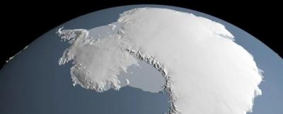 Derretimento da geleira na Antártida não se deve ao aquecimento global
