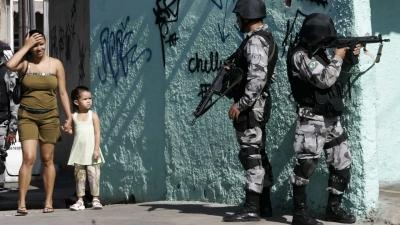 Brasileiros são os que mais temem violência no mundo