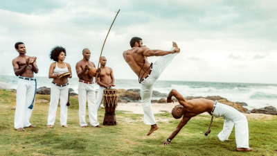 A origem da Capoeira