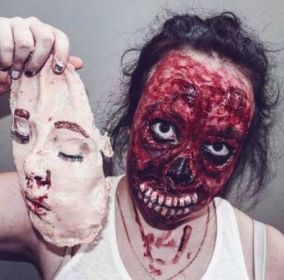 Veja as melhores e mais assustadoras fantasias de Halloween já feitas #2