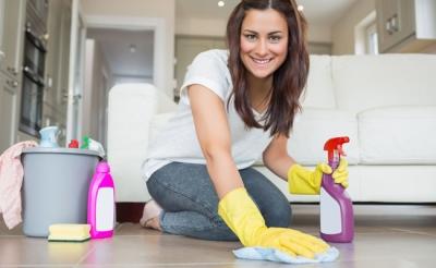 6 dicas IMPRESSIONANTES para {ficar em forma} ao fazer trabalhos domésticos