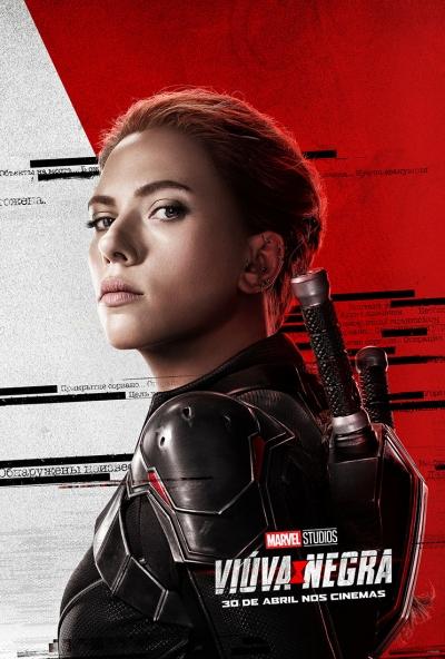 Viúva Negra mantém os heróis da Marvel vivos