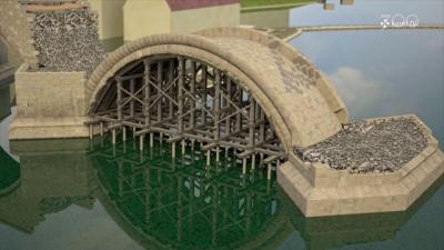 Afinal, como pontes eram construídas antigamente?
