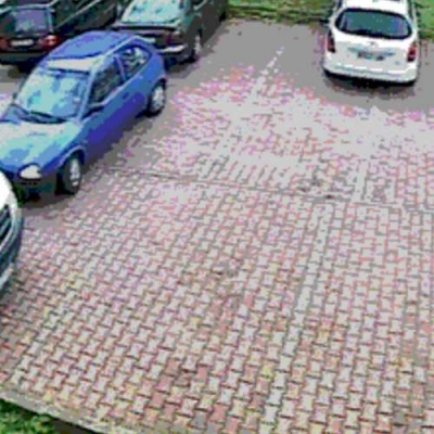 Dificuldade no estacionamento