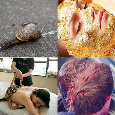 5 Tratamentos de beleza bizarros e inusitados