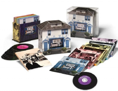 Caixa reúne todos os sucessos do selo Motown