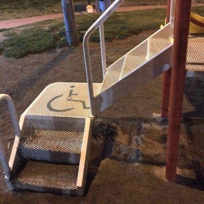Acessibilidade sem acesso
