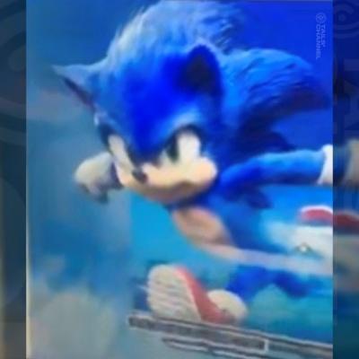 Cartaz acidentalmente revela novo visual do Sonic